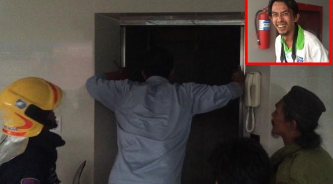 ผู้สื่อข่าวหนุ่มพัทยาติดลิฟท์ ชั้น 6 อพาร์ทเม้นท์ กู้ภัยฯ เร่งช่วยเหลือวุ่น