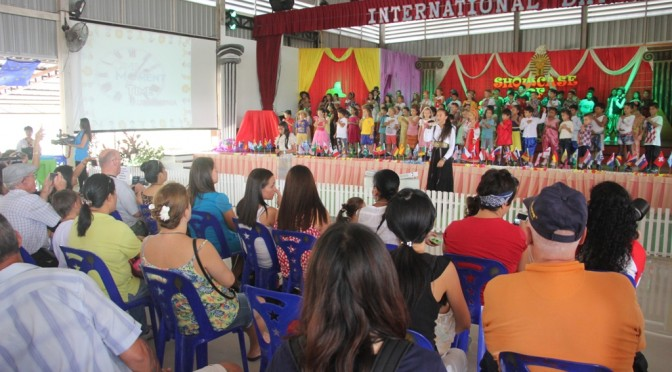 โรงเรียนนานาชาติธาราพัฒนา จัดกิจกรรมวัน International Day