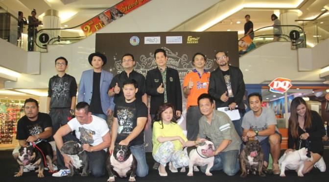รอยัล การ์เด้น พลาซ่า พัทยา จัดงาน International Exotic Bullies Dog Show 2016