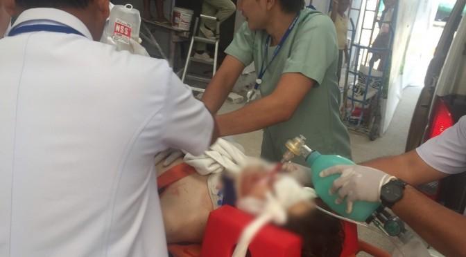 สปีดโบ๊ท ชนอัดเจ็ทสกีนักท่องเที่ยวจีนตาย 1 เด็กเรือเจ็บสาหัสอีก 1