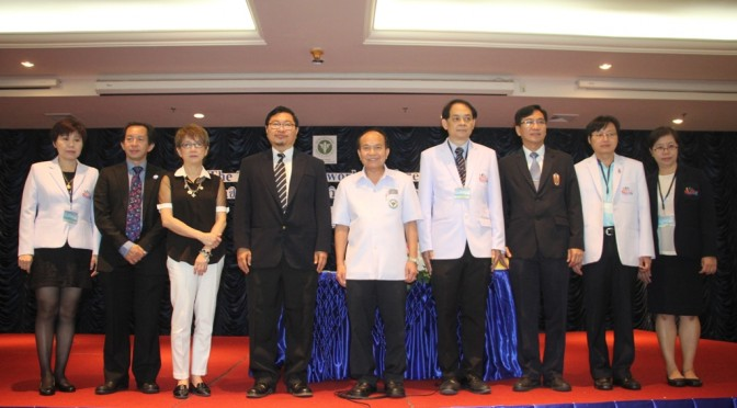 รพ.มะเร็งชลบุรี จัดประชุมเชิงปฏิบัติการพัฒนาวิชาการด้าน โรคมะเร็ง ครั้งที่ 7