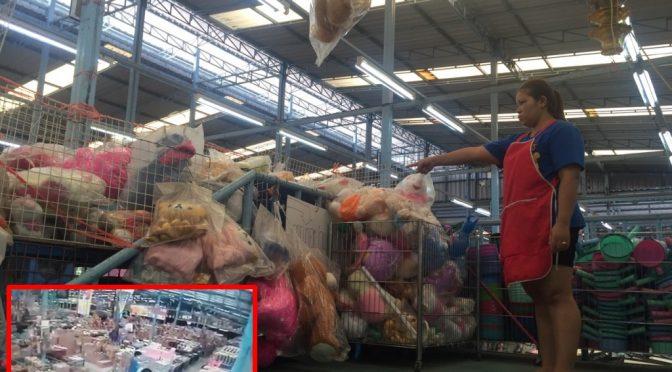 วงจรปิดจับภาพ ทอมแสบดอดขโมยตุ๊กตาหมี ในร้านสินค้าเบ็ดเตล็ด