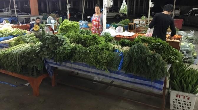 พิษภัยแล้ง ทำผักสดราคาพุ่ง พ่อค้าแม่ค้าสะดุ้ง