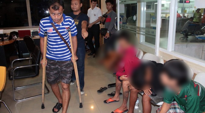 ตร.ภาค 2 รวบนายหน้าค้ากามชาวไทย ลวงเด็กชายวัยกระเตาะไปให้ต่างชาติทำอนาจาร