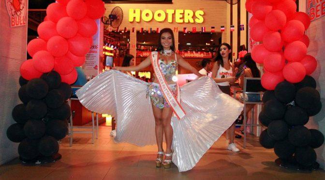 ส่งตัวแทนสาวฮูเตอร์ส จากประเทศไทย ไปประกวดเวทีระดับโลก ที่ ลาสเวกัส
