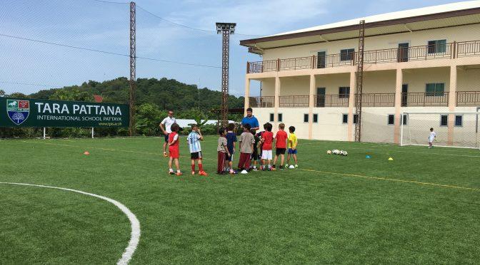 โรงเรียนนานาชาติธาราพัฒนา ส่งเสริมกีฬาจัดกิจกรรมซัมเมอร์แคม