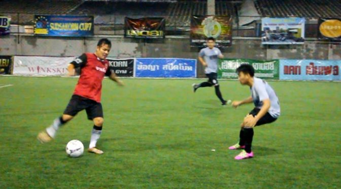 ซาเล้ง เขี่ยแชมป์เก่า บีเอสพี ร่วงรอบแบ่งกลุ่ม หลังเฉือนชนะ 1-0
