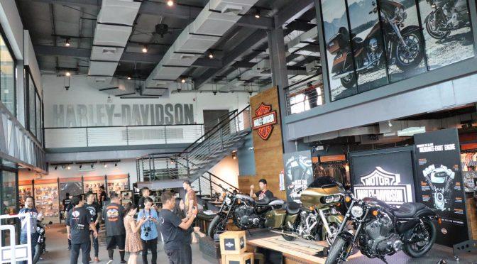 โดนใจนักบิด! Harley-Davidson เปิดโฉมสุดยอดรถ 2 รุ่นใหม่ สาวกห้ามพลาด