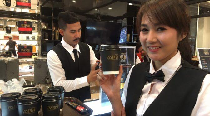 """""""เอสเซ็นโซ่"""" บุกตลาดภาคตะวันออก เลือกพัทยา จัดกิจกรรมชงชิม ฟรี!! 4 ภาคทั่วไทย"""
